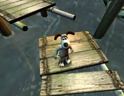 PS2 - Wallace and Gromit Screen Shots