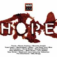 Album Review - War Child - 'Hope' - (London Records) @ www.contactmusic.com