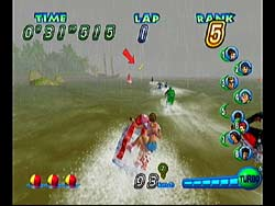 Wave Race: Blue Storm Gamecube @ www.contactmusic.com