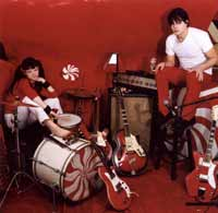 White Stripes - Brixton Academy - 11/04/2003 review @ www.contactmusic.com