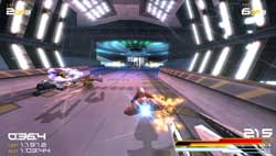 Wipeout Pure  Screenshots PSP