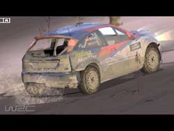 World Rally Championship II Extreme Reviewed On PS2 @ www.contactmusic.com