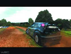 Game - World Rally Championship 3 Screenshots PS2
