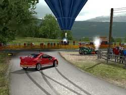 WRC: Rally Evolved - PS2 Screenshots