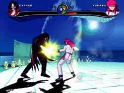 Yu Yu Hakusho: Dark Tournament - Review PS2 - Atari Games