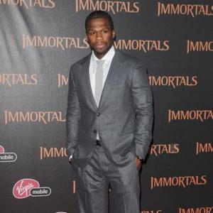 50 Cent Joins The Tomb Cast