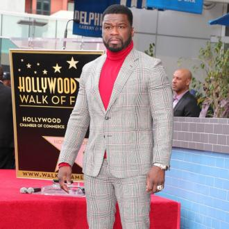 50 Cent inducted to Hollywood Walk of Fame