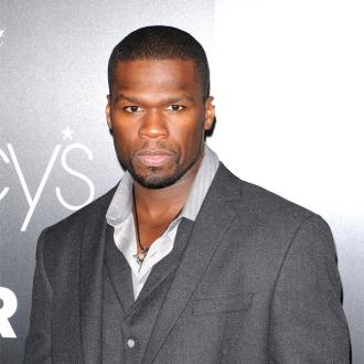 50 Cent Buys Son Miniature Car