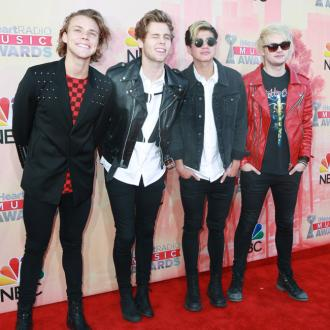 Michael Clifford feared he'd lost sight in pyro accident