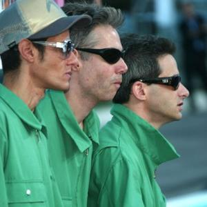 Beastie Boys Cried Through Recording