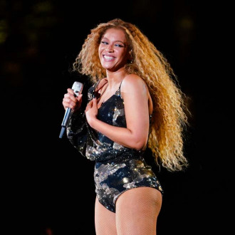 Beyonce partners with Peloton for workout series