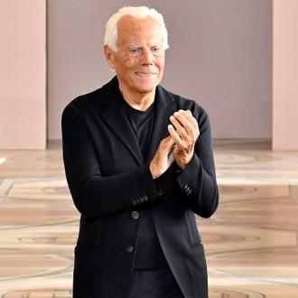 Giorgio Armani implores celebrities to re-wear their outfits