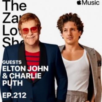 Sir Elton John wants to continue writing with Charlie Puth