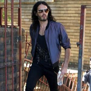 Protective Partner Russell Brand