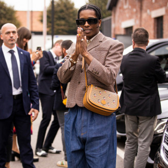 ASAP Rocky says it was a 'no-brainer' creating a women's shoe collection with Amina Muaddi