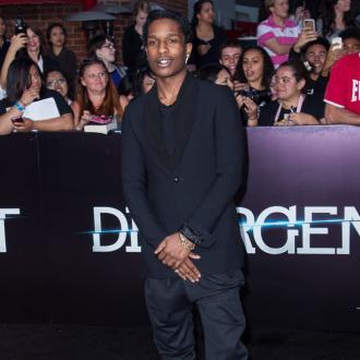 A$ap Rocky And Chanel Iman Split