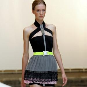 Christopher Kane Wins Bfc/vogue Award