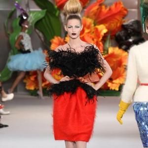 John Galliano Wows Paris