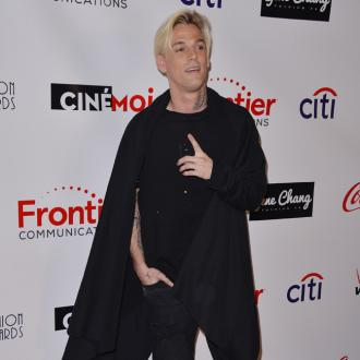 Aaron Carter feels 'relieved' after splitting from Madison Parker