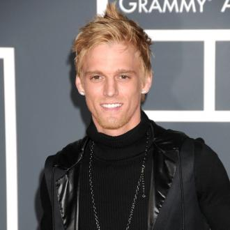 Aaron Carter's Break-up 'Nothing To Do' With Sexuality