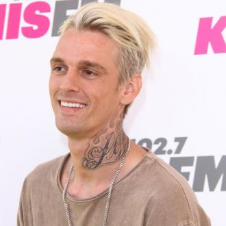 Aaron Carter doesn't have time for family drama