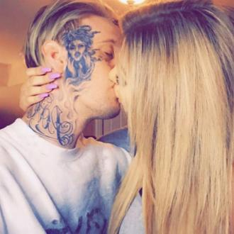 'Everybody deserves a second chance': Aaron Carter talks reuniting with his fiancée