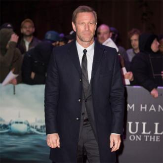 Aaron Eckhart backs Tom Hanks to run for President