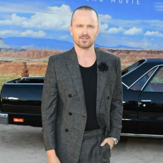 Aaron Paul's movie lie