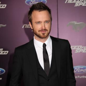 Aaron Paul 'Weaning Himself' Away From Curse