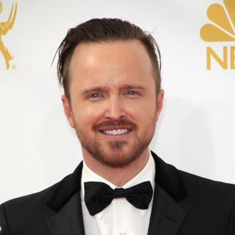 Aaron Paul Enjoying 'Lighter' Role