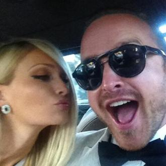 Aaron Paul And Lauren Parsekian Marry In Malibu