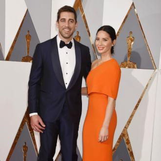 Olivia Munn and Aaron Rodgers split