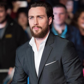 Aaron Taylor-Johnson has boarded Bullet Train with Brad Pitt