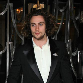 Aaron Taylor-johnson Awestruck By Director Gareth Edwards