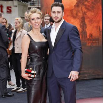 Aaron Taylor-Johnson cried during Godzilla