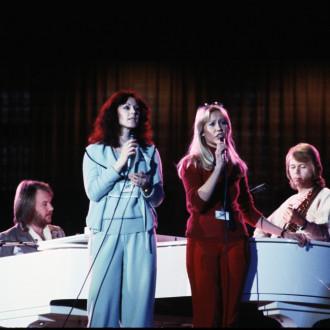 ABBA feel 'lucky' to reunite