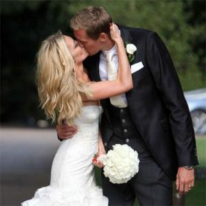 Abbey Clancy Marries Peter Crouch