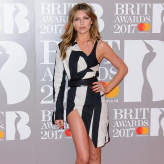 Abbey Clancy show pals birthing video
