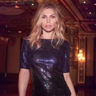 Abbey Clancy's pregnancy caused hair loss