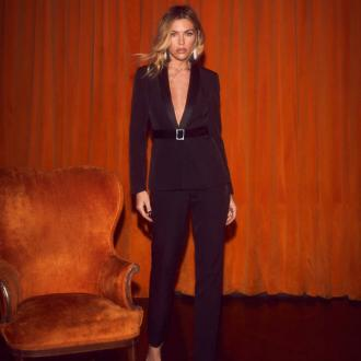 Abbey Clancy's safe style option