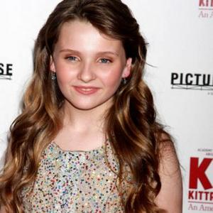 Abigail Breslin Eyes Hunger Games Role