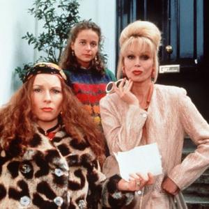 Jennifer Saunders Writing Absolutely Fabulous Movie