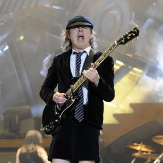 AC/DC writing for new album