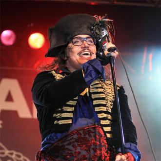 Adam Ant: Music has helped me with mental health issues