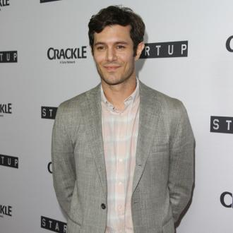 Adam Brody finds horror movies 'pleasant'
