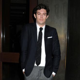Adam Brody's awkward sex scenes with pregnant Kristen