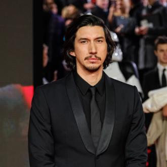 Adam Driver was happy to appear topless in Star Wars: The Last Jedi