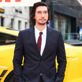 Adam Driver won't take selfies for charity