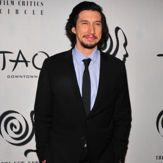 Adam Driver Doesn't Watch His Movies