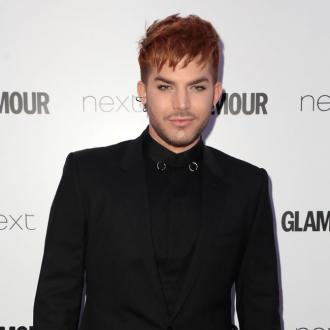 Adam Lambert pays tribute to George Michael